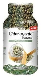 Chlorogenic Power 2020